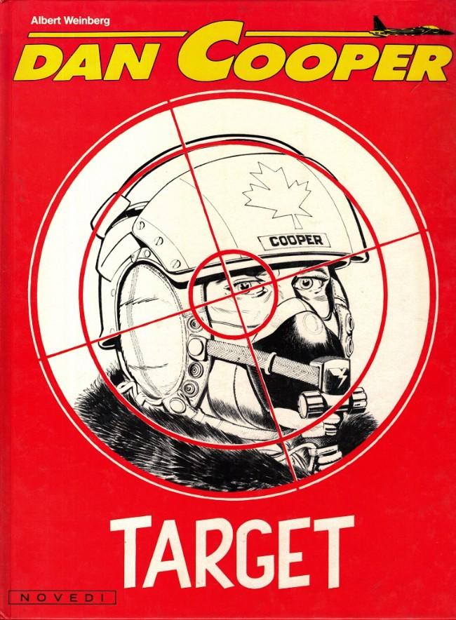Couverture de Dan Cooper (Les aventures de) -33- Target