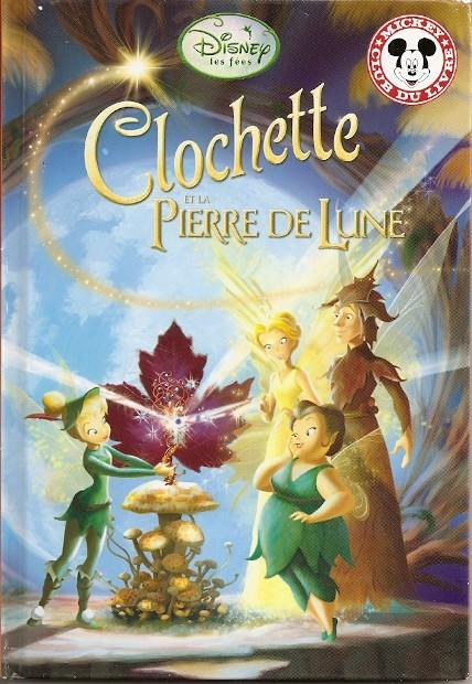 Mickey club du livre bd informations cotes page 8 - Clochette pierre de lune ...