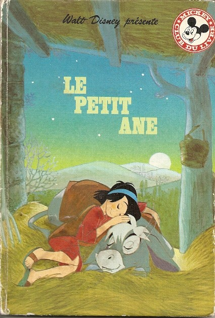 Ane Walt Disney : Mickey club du livre petit ane le