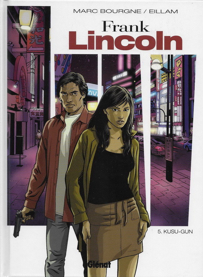 Frank Lincoln-Tomes 5et 6