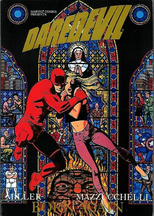Daredevil (1964) - Born again