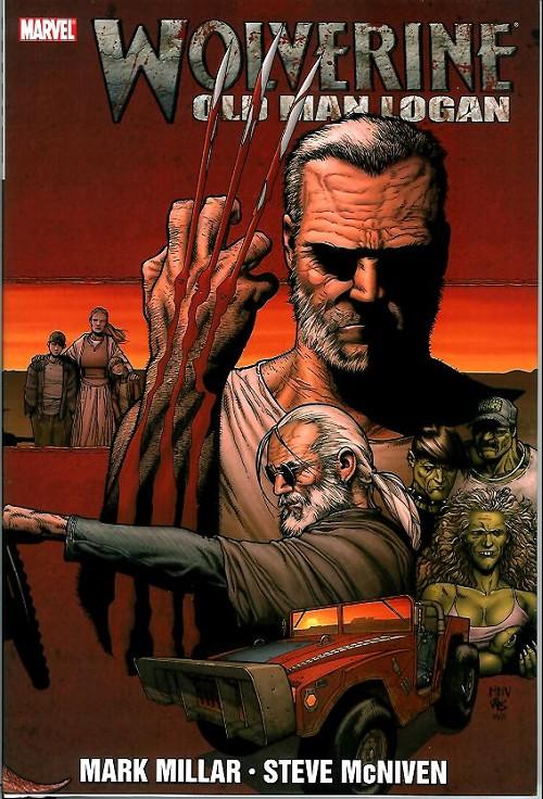 Couverture de Wolverine (2003) -INT12- Old man Logan