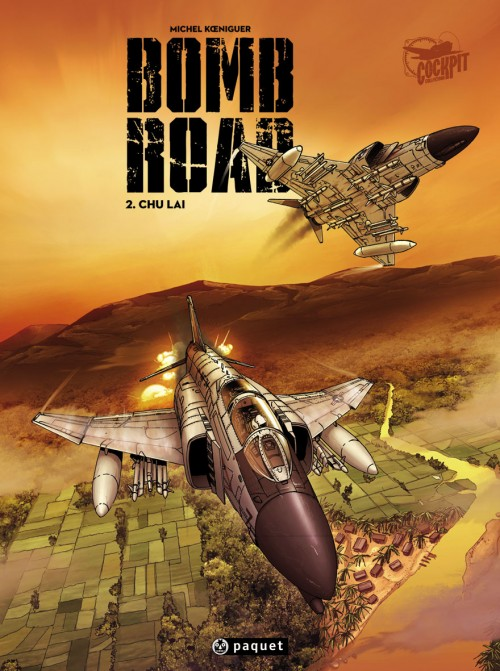 Bomb Road - 3 tomes