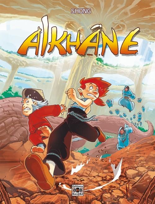 Couverture de Alkhâne -1- Le stagiaire