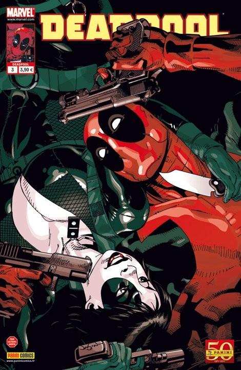 Deadpool (Marvel France 2e série) Tome 3 : Tu veux être mon ami ? (2)