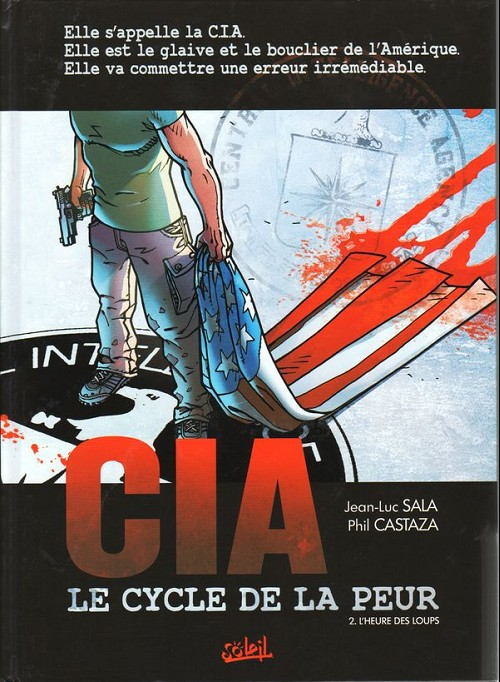 CIA Le Cycle De La Peur - BD - L'integrale T01 a T03[Liens Direct]