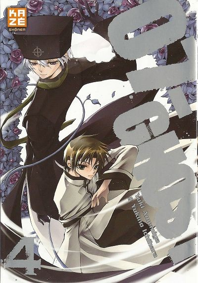 Couverture de 07-ghost -4- Tome 4