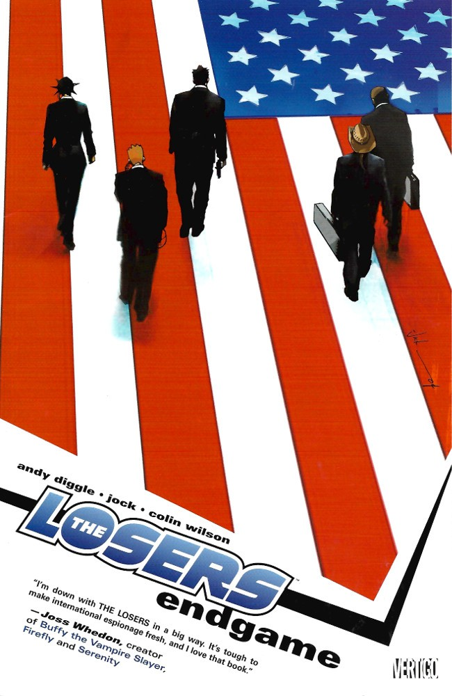 Serie 29121 Bd Losers The 2003