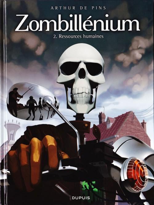 Zombillénium - Tome 2