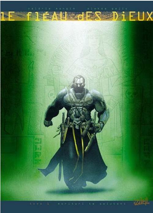 Le Fléau des Dieux - tome 1 . Morituri te salutant