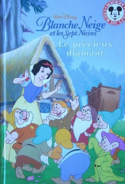 Mickey club du livre 65 blanche neige et les sept nains - Telecharger blanche neige et les 7 nains ...