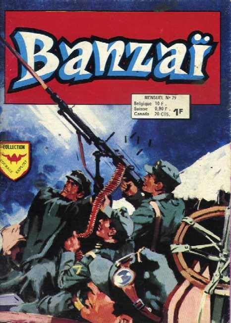 Banzai 3 tomes
