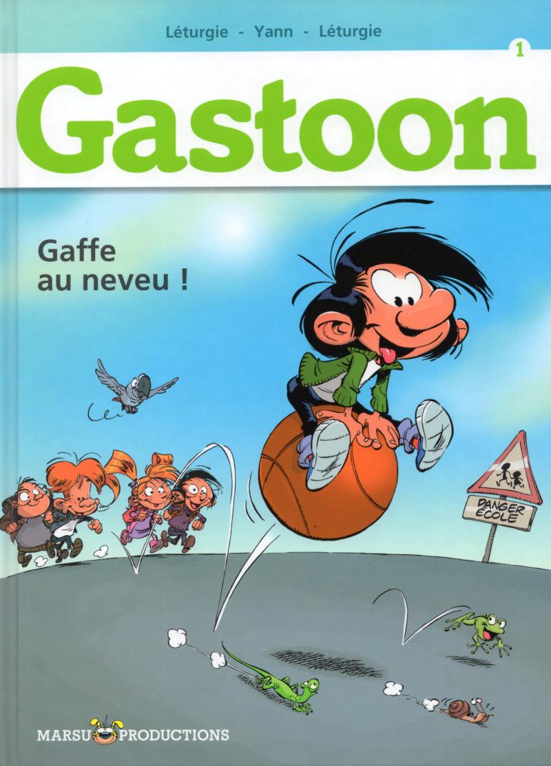 Gastoon  Tome 01