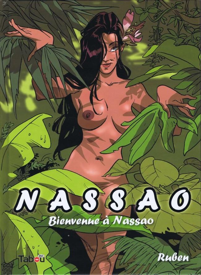 Couverture de Nassao -1- Bienvenue à Nassao