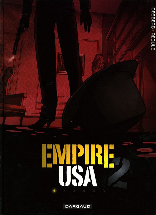 Couverture de Empire USA -7- Saison 2 - Tome 1
