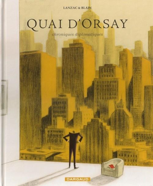 Couverture de Quai d'Orsay -2- Chroniques diplomatiques Tome 2