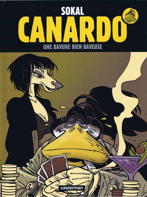 Inspecteur Canardo ( Sokal ) Tome 21 corrig�
