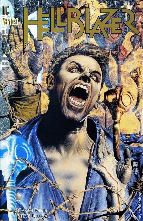 Couverture de Hellblazer (1988) -69- Hellblazer