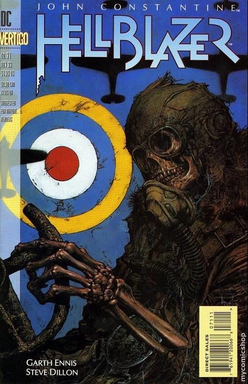 Couverture de Hellblazer (1988) -71- Hellblazer