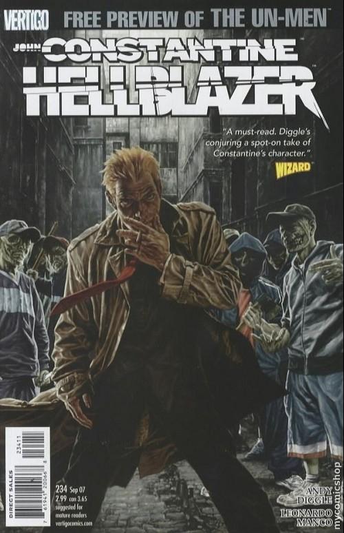 Couverture de Hellblazer (1988) -234- Hellblazer
