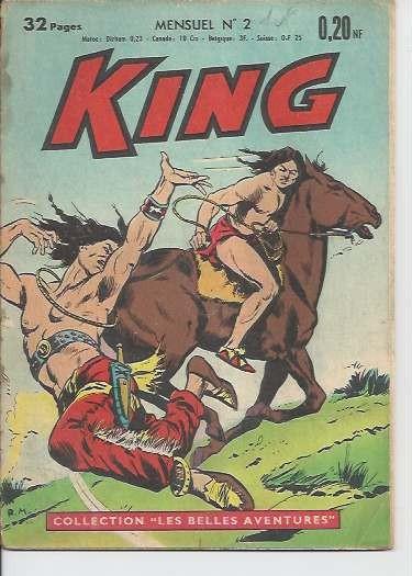 Couverture de King (Mondiales) -2- Mensuel n° 2