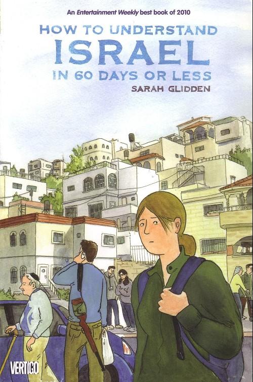 sarah glidden how to understand israel in 60 days