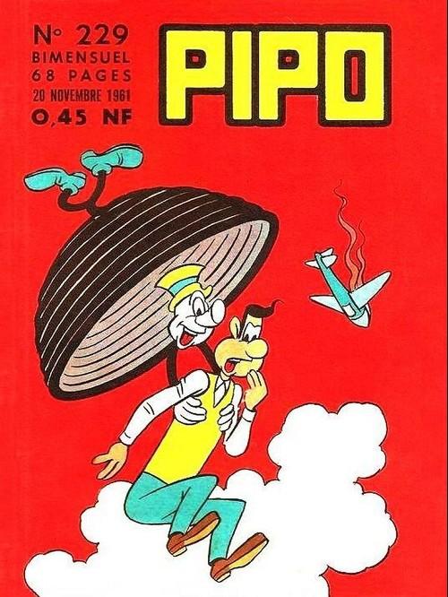 Couverture de Pipo (Lug) -229- Numéro 229