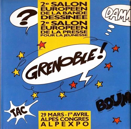 Salon europ en de la bd bd informations cotes for Salon de la bd colomiers