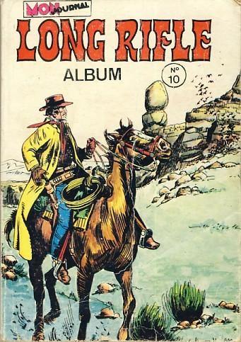 Couverture de Long Rifle -Rec10- Album n°10 (du N°28 au N°30)