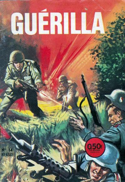 Couverture de Guerilla -14- Les gladiateurs au combat