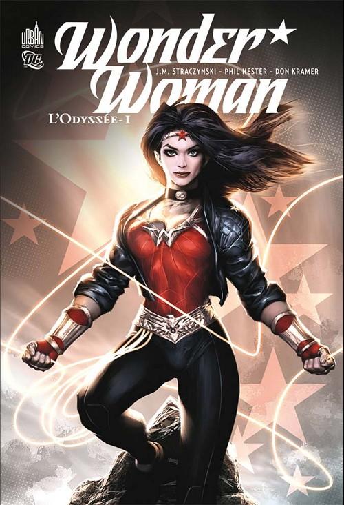 Wonder Woman - L'Odyssée - Tome 1