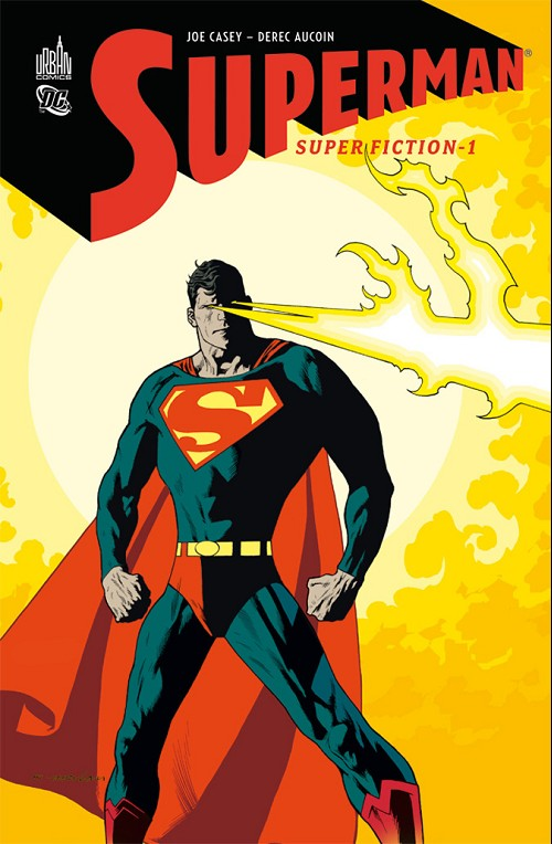 Superman - Superfiction - T01 - FR - CBR