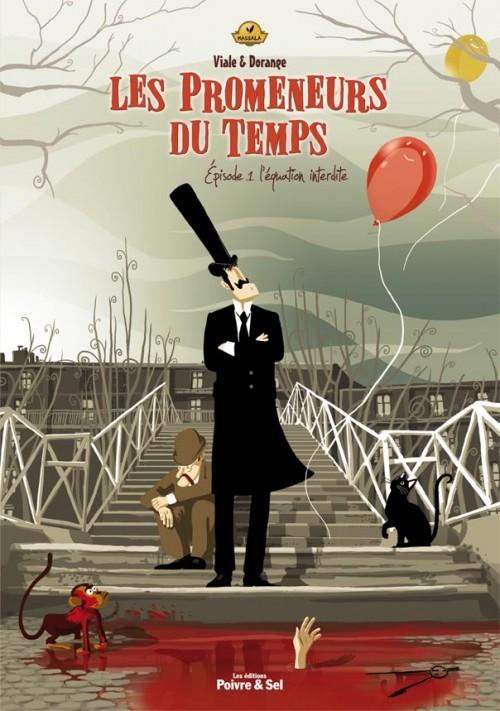 Les Promeneurs Du Temps - 3 Tomes - PDF