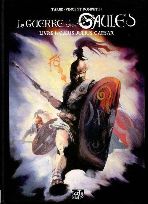 Couverture de La guerre des Gaules -1- Livre I - Caius Julius Caesar