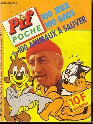 Couverture de Pif Poche -297- Pif poche n°297