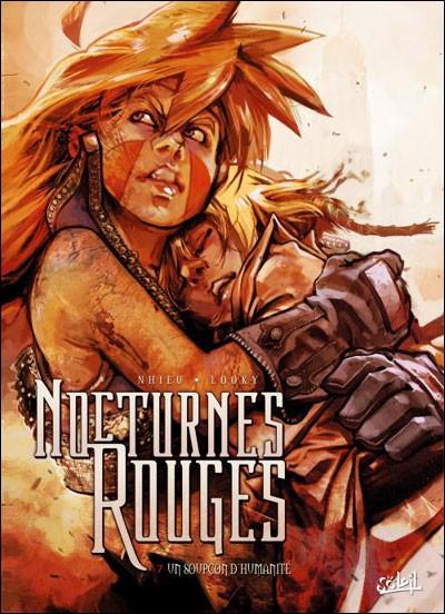 Nocturnes Rouges - Intégrale 7 Tomes