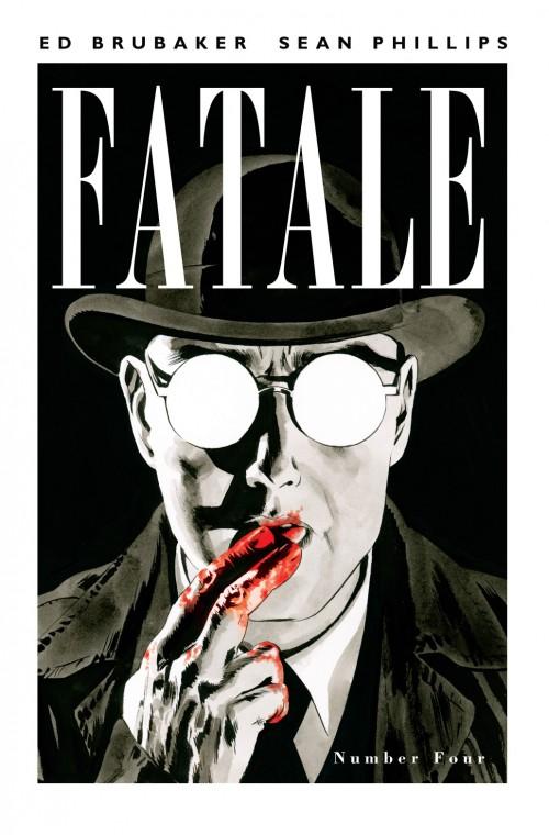 Couverture de Fatale (2012) -4- Fatale #4