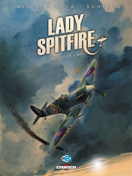 Lady Spitfire Tome 01