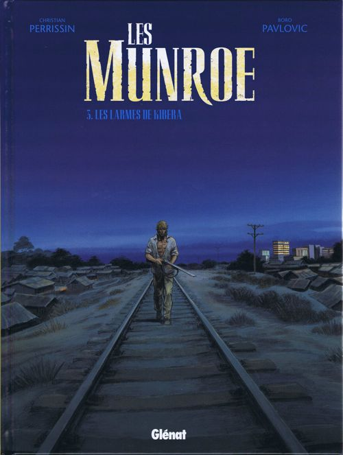 Les Munroe Tome 3