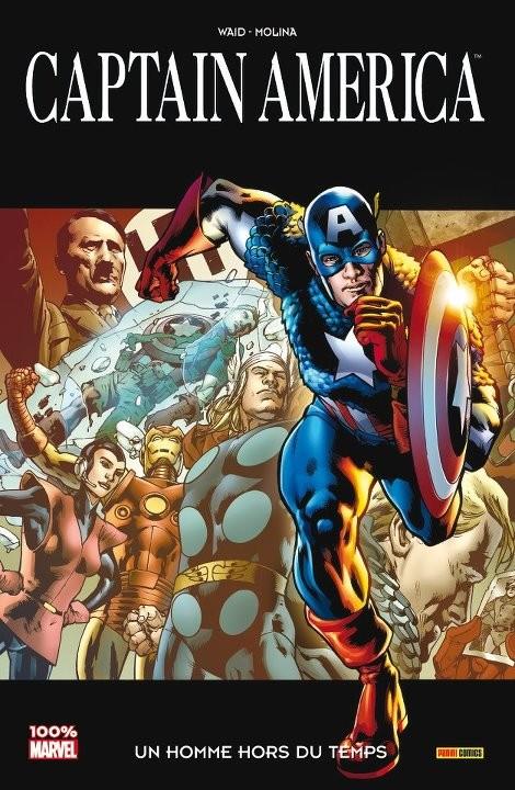 [Multi]  100% Marvel (HS) Captain America : Un homme hors du temps