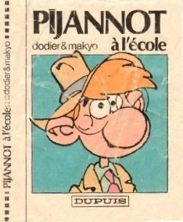 Jérôme K Jérôme Bloche DODIER Couv_164481
