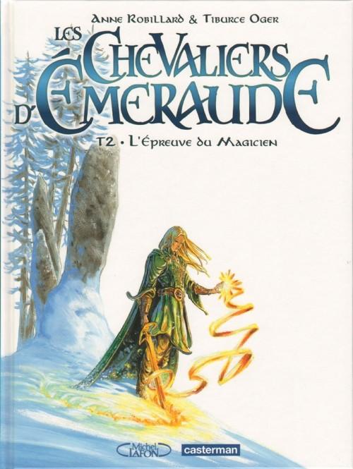 Les Chevaliers D'Emmeraude Tome 02
