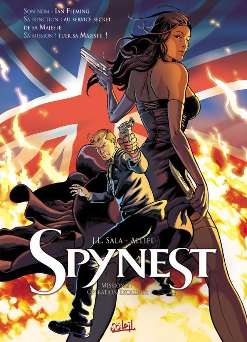 Spynest - 3 Tomes