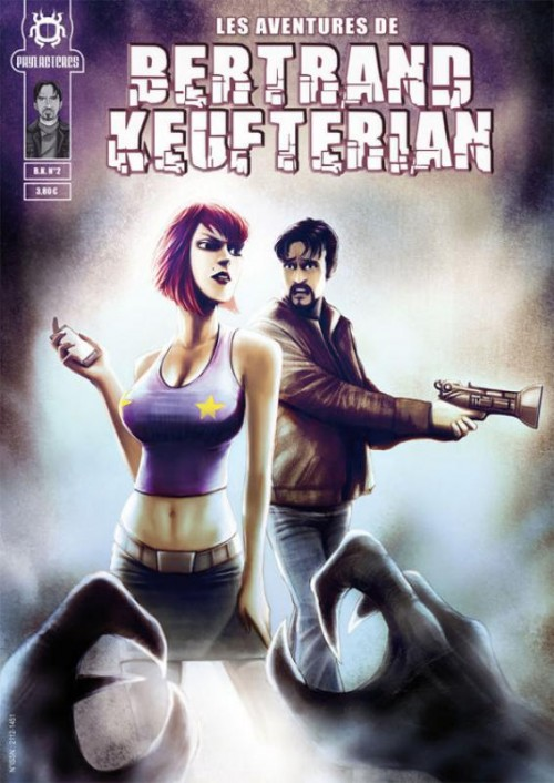 Les Aventures de Bertrand Keufterian - Tome 02