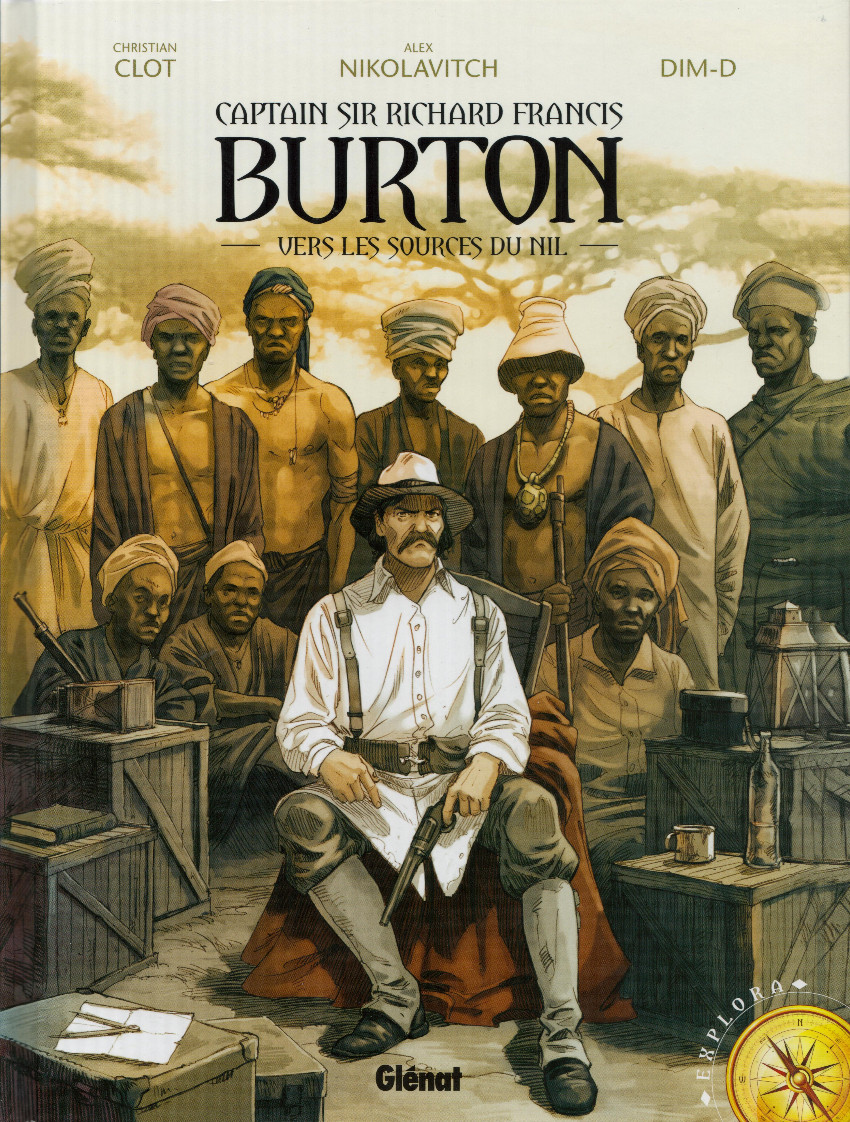 Captain Sir Richard Francis Burton Tome 1