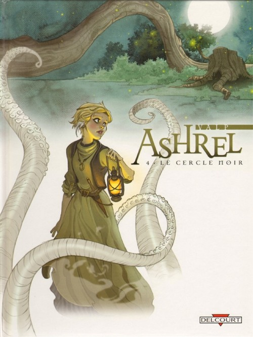 Ashrel - Tome 4