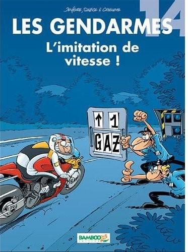 Les gendarmes Tome 14