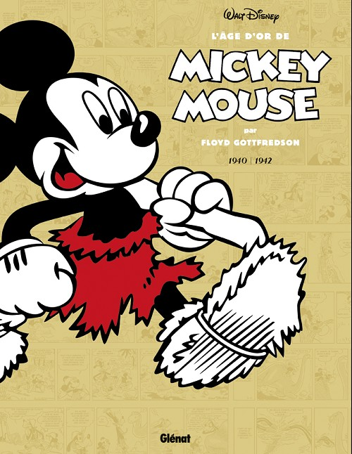 L Age d or de Mickey Mouse Tome 4
