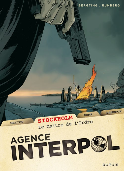 Agence Interpol 3 Tomes