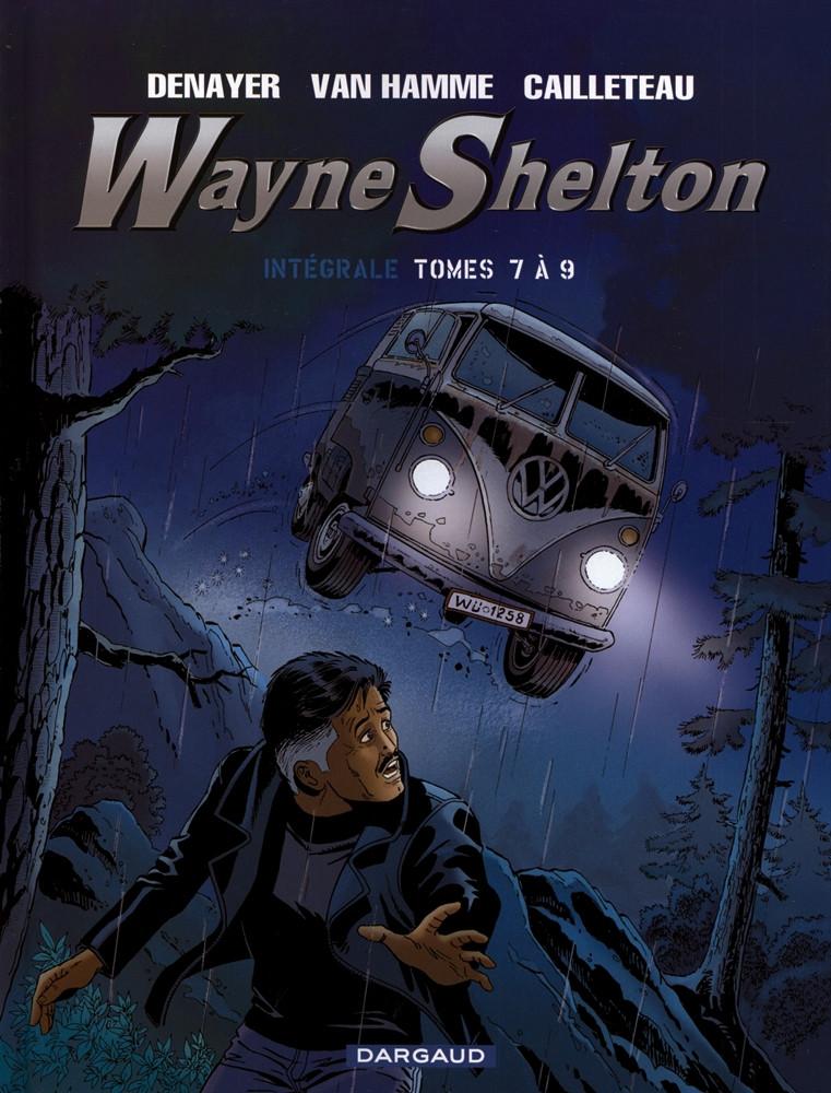Wayne Shelton 11 Tomes Intégrale